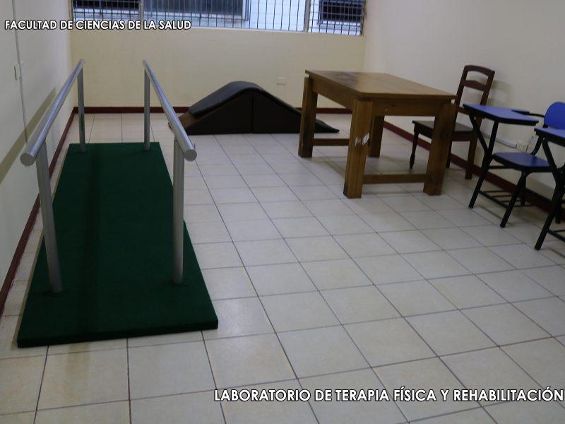 LABORATORIO DE REHABILITACIÓN Y TERAPIA FÍSICA