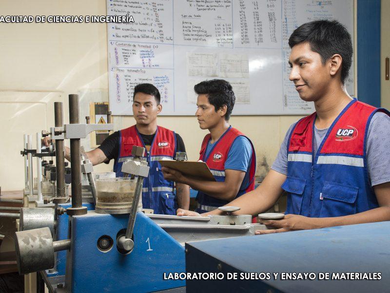 LABORATORIO DE SUELOS Y ENSAYO DE MATERIALES